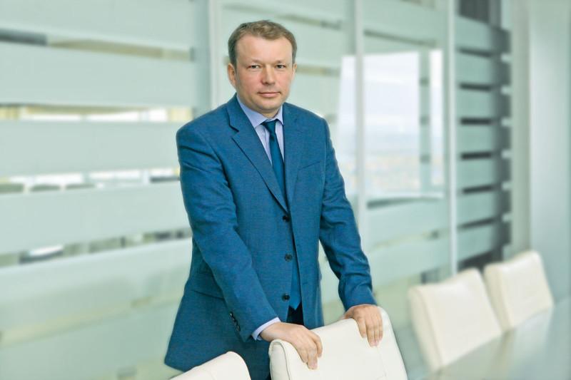 <p>Заместитель председателя Байкальского банка Сбербанка &ndash; куратор корпоративного блока Евгений Елисеев.</p>  <p>Фото А. Федорова.</p>