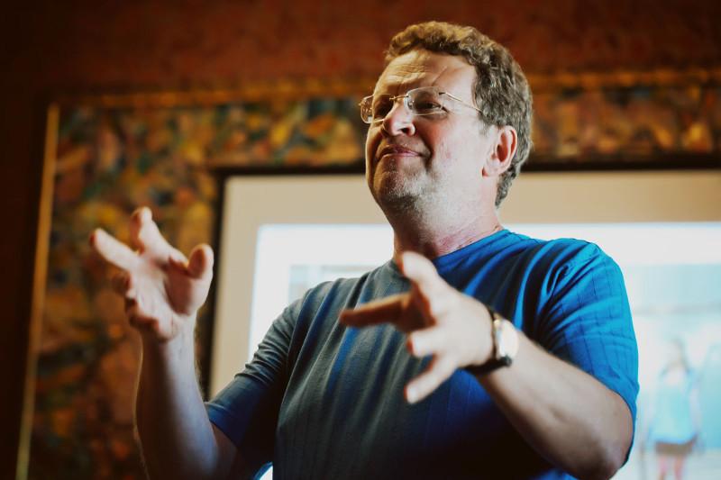 <p>Ведущий эксперт российского ресторанного бизнеса, ресторанный критик Олег Назаров</p>