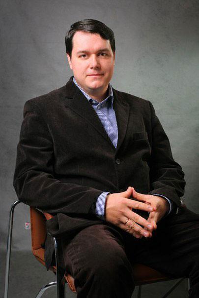 <p>Директор проектной организации «РадианПроект» Игорь Бакшаев</p>