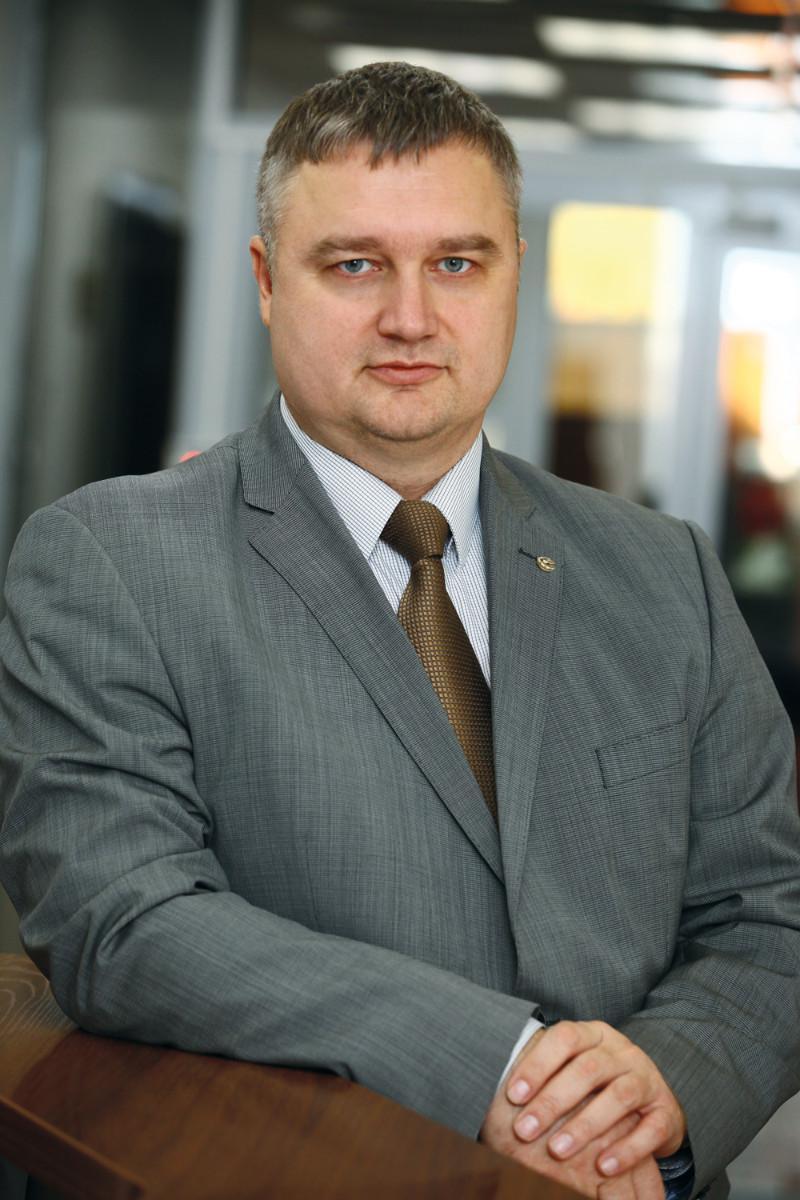<p>Эдуард Семёнов, Директор филиала банка «БКС Премьер».<br /> Фото: А.Федорова.</p>