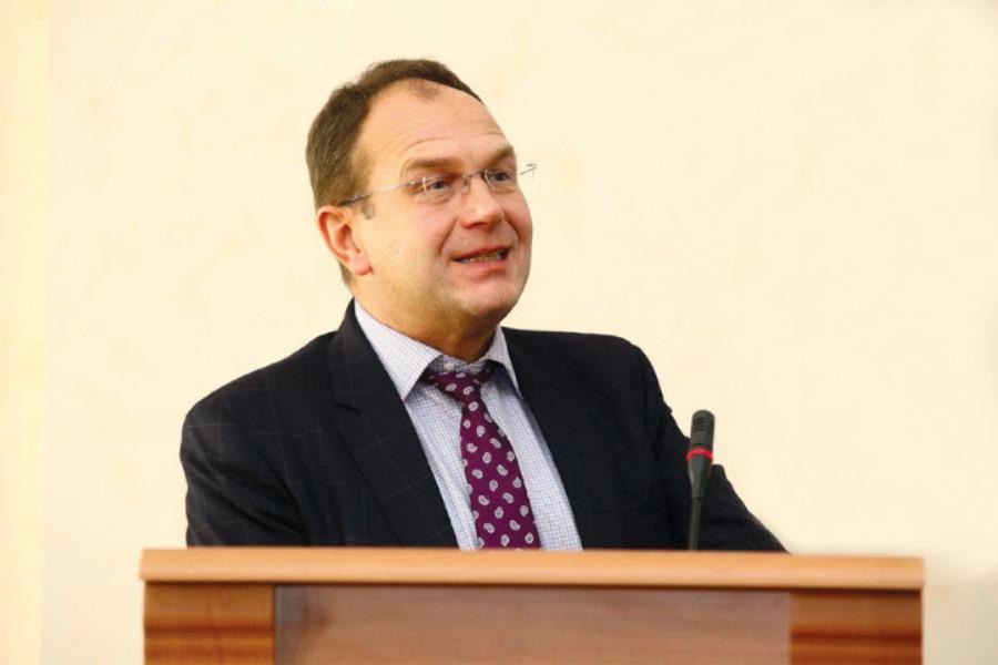 <p>Вадим Сосков,гендиректор УК 'Капиталъ', член Консультационного совета акционеров ВТБ</p>