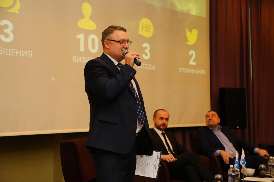 <p>Эдуард Семёнов, управляющий офисом БКС Премьер в Иркутске.<br /> Фото А.Федорова</p>