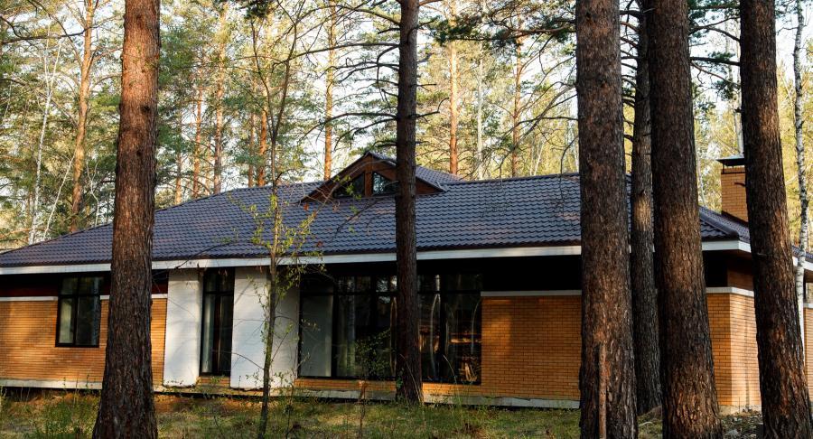 <p>&quot;Дома построены между деревьями, а не вместо них&quot;. фото из архива Мета_групп</p>