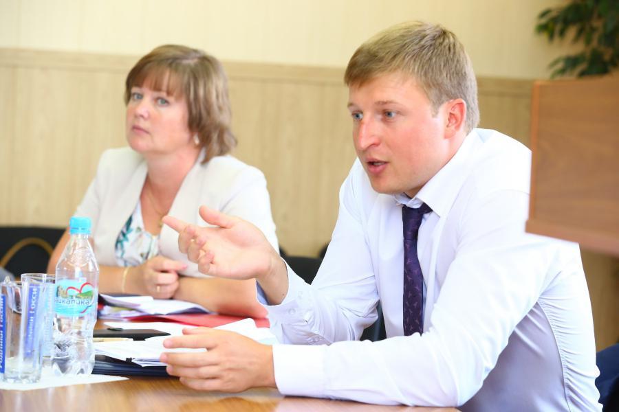 <p>Илья Сумароков, министр сельского хозяйства Иркутской области</p>