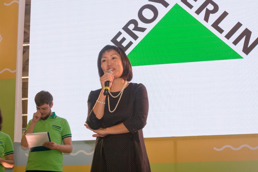 <p>Заместитель мэра, руководитель аппарата администрации, Маргарита Ли</p>
