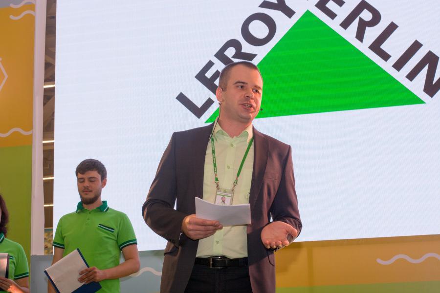 <p>Станислав Абатуров, региональный директор по Восточной Сибири Леруа Мерлен Россия</p>