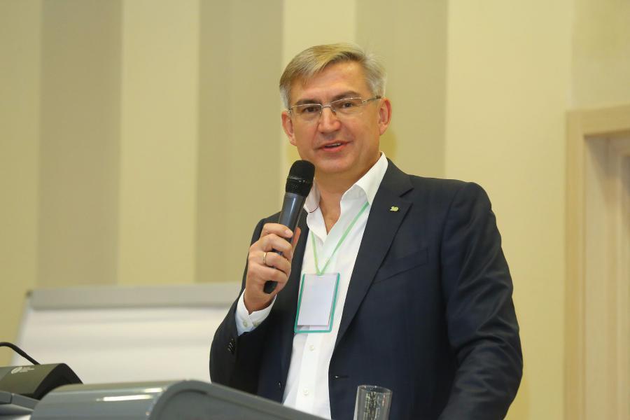 <p>Вячеслав Заяц.<br /> Фото: А. Фёдоров</p>