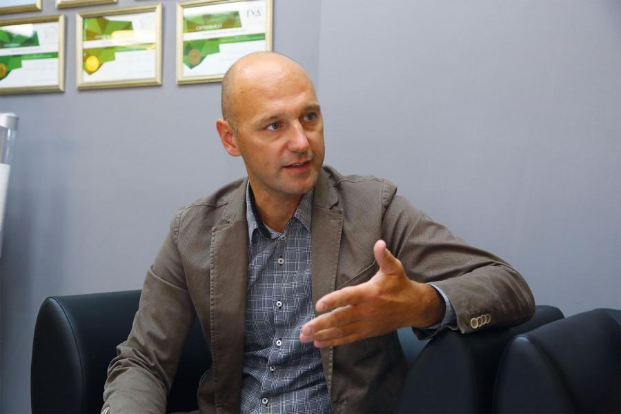<p>Антон Кондратьев. фото А.Федорова</p>