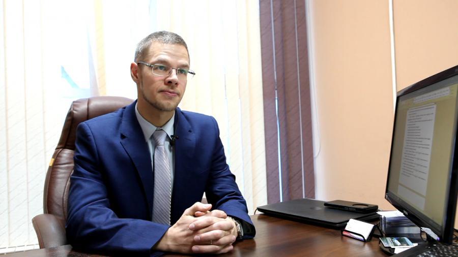 <p><strong>Александр Кузьмин,&nbsp;&nbsp;</strong>руководитель Центра кластерного развития</p>