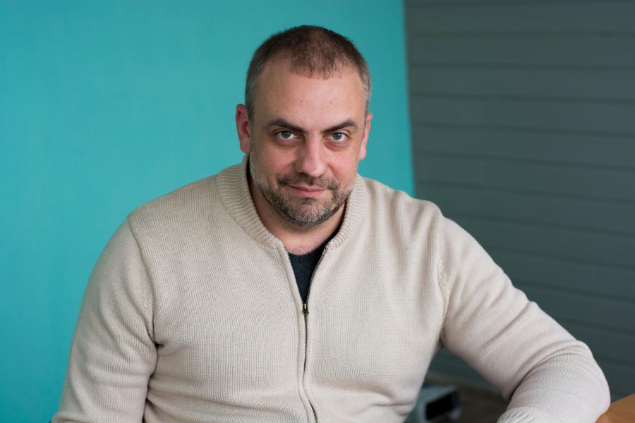 <p>Антон Баталин.<br /> Фото: Е.Скубиева.</p>
