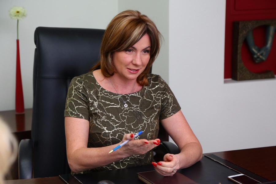 "<p>Елена Ланцова, ""РАФТ ЛИЗИНГ"".<br /> Фото: А. Фёдоров</p>"