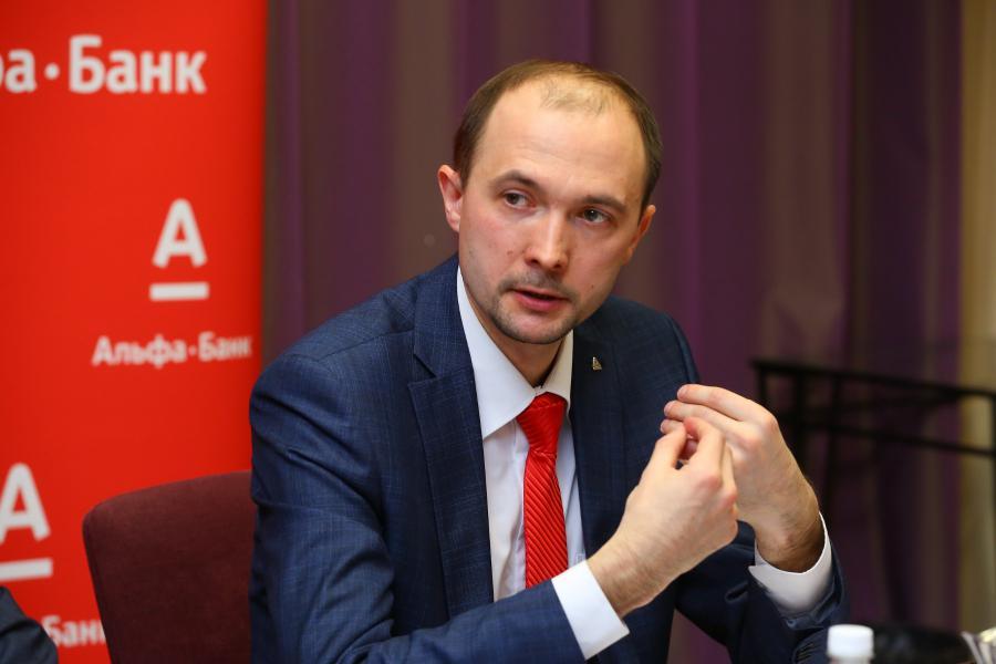 <p>Алексей Путилов, директор по малому бизнесу ОО «Иркутский» Альфа-Банка/<br /> Фото: А. Фёдоров</p>