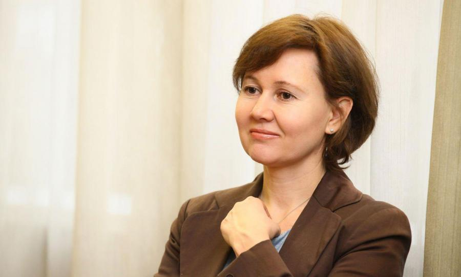 <p>Татьяна Галущенко, ГК &laquo;Актив&raquo;</p>