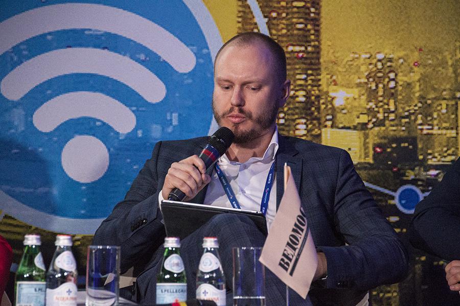 <p><strong>Андрей Безруков</strong>, директор по стратегическим проектам и коммуникациям, GS Group.<br /> Фото Н. Понамаревой</p>