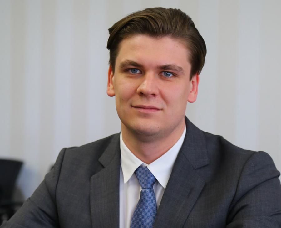 <p>Евгений Павлюченко, ПАО &quot;Сберанк&quot;. фото - А. Федорова</p>