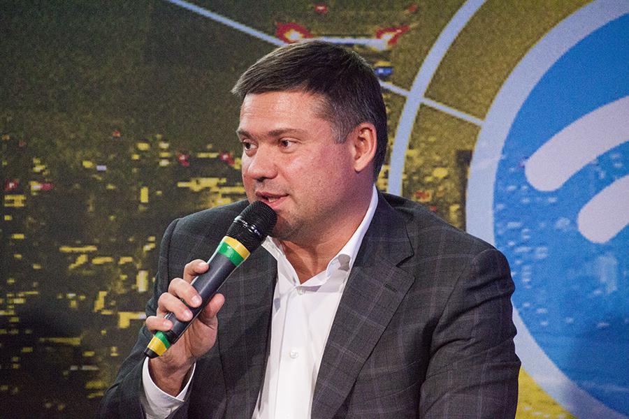 <p><strong>Влад Вольфсон</strong>, коммерческий директор, «Мегафон»<br /> Фото Н. Понамаревой</p>