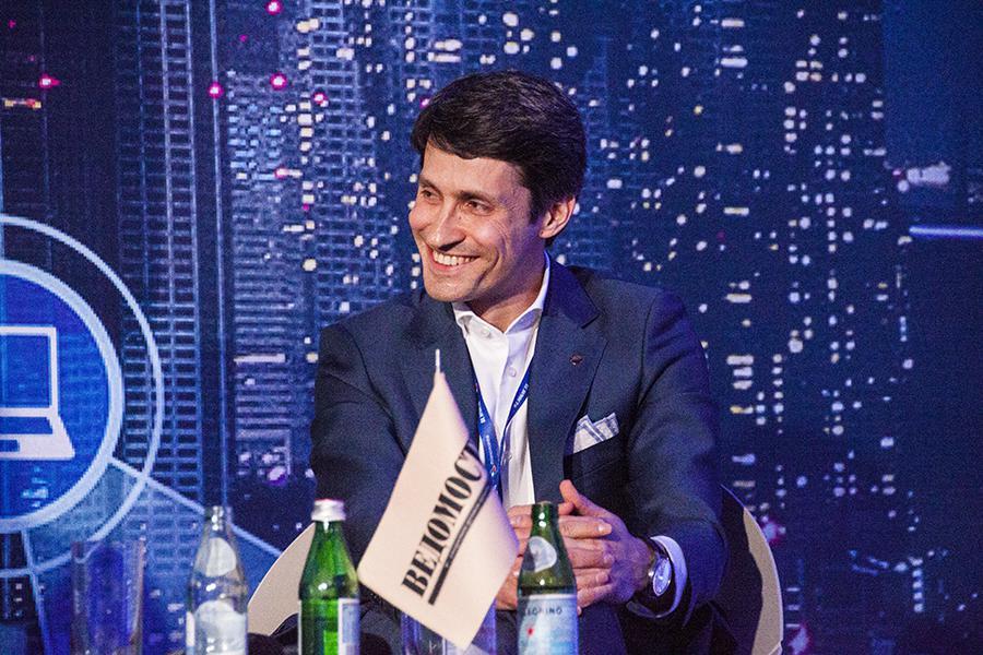 <p><strong>Руслан Гурджиян</strong>, генеральный директор, «Сбербанк-телеком»<strong></strong><br /> Фото Н. Понамаревой</p>