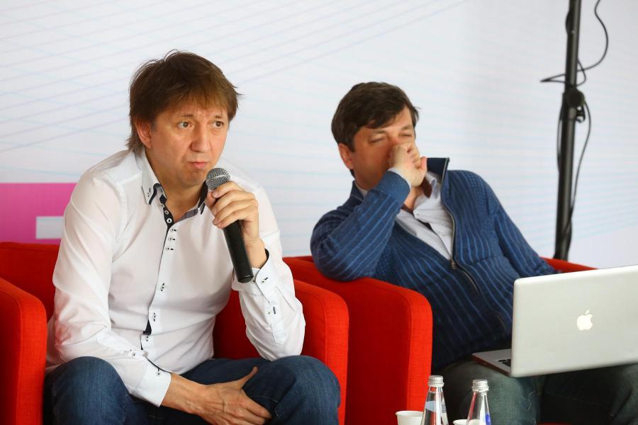 <p>Роман Ищенко, председатель ИРО «Деловая Россия».<br /> Фото: А. Фёдоров</p>