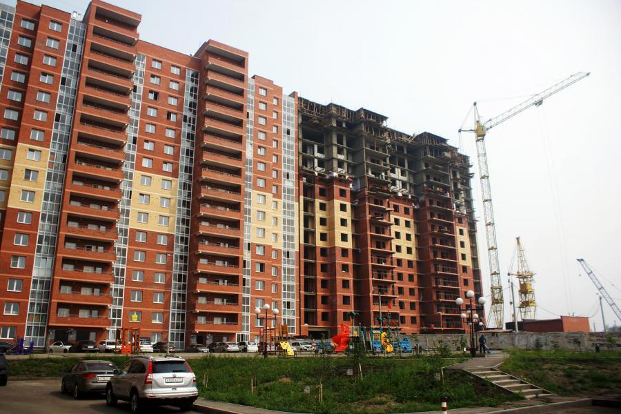 8fe2893c512c0 Новые новостройки: за первое полугодие 2018 года в Иркутске выдано ...