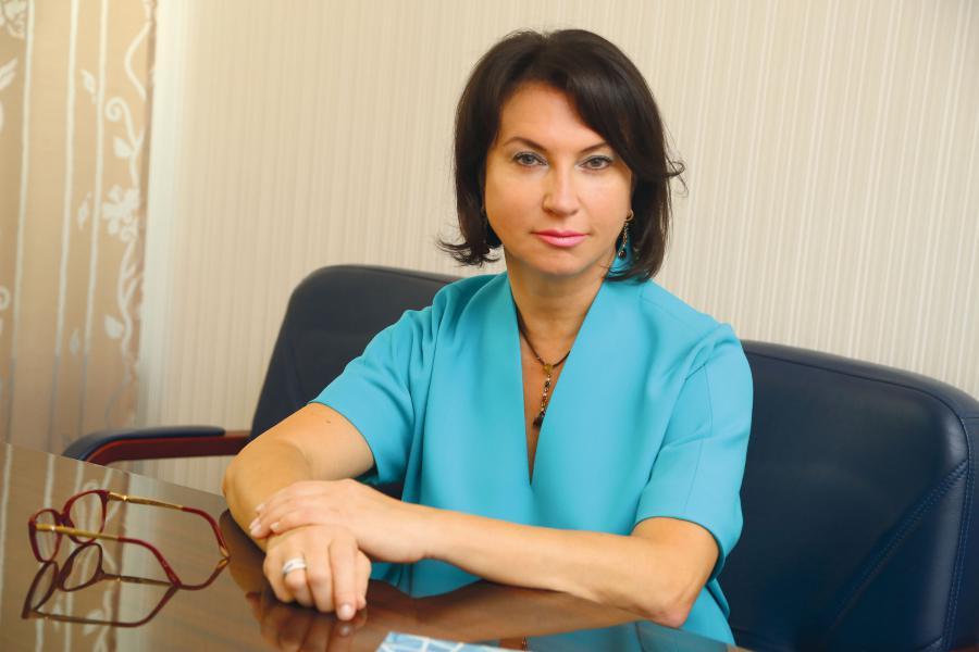 <p>Александра Макарова, руководитель корпоративного бизнеса ВТБ в Иркутскойобласти.<br /> Фото: А. Фёдоров</p>