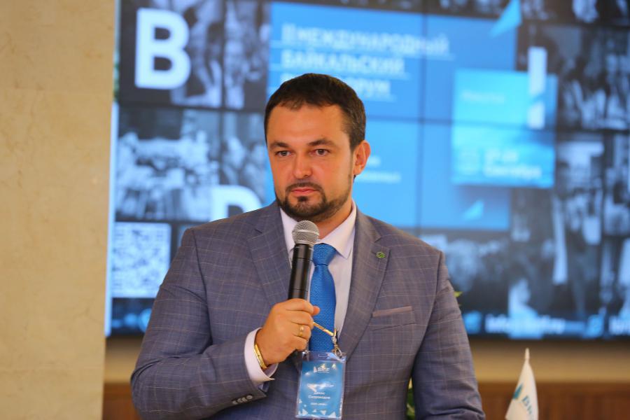 <p>Денис Скороходов, начальник отдела управления рисками ИНК.<br /> Фото: А. Фёдоров</p>