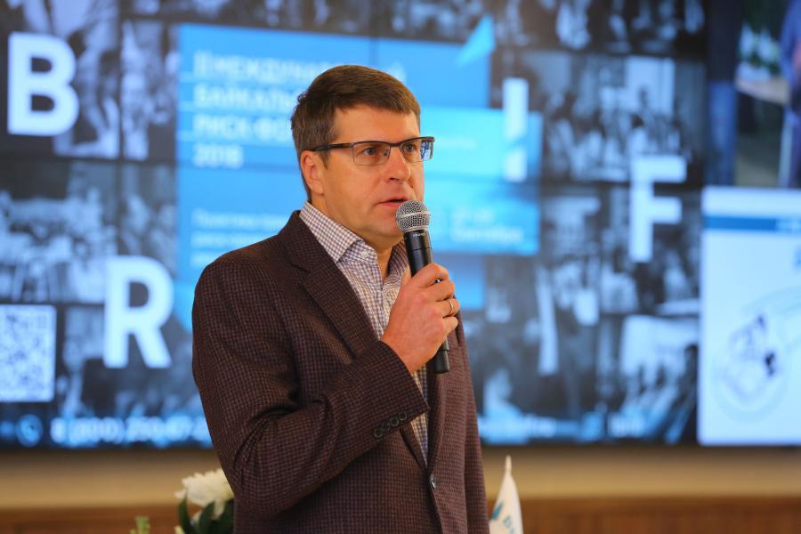 <p>Николай Буйнов, председатель совета директоров ИНК.<br /> Фото: А. Фёдоров</p>