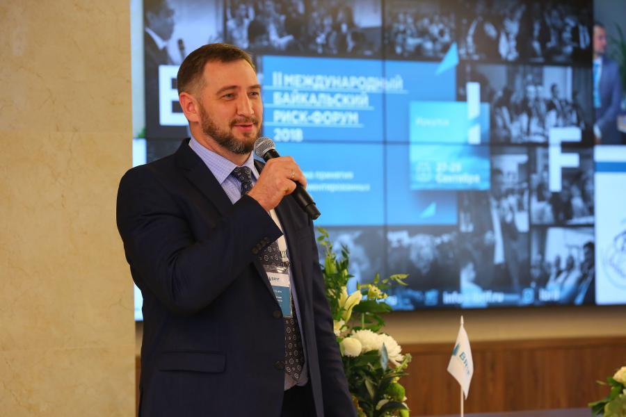 <p>Александр Дорошенко, заместитель генерального директора по повышению эффективности ИНК.<br /> Фото: А. Фёдоров</p>