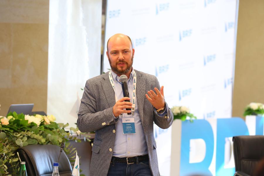 <p>Алексей Сидоренко, CEO «Риск-академия».<br /> Фото: А. Фёдоров</p>