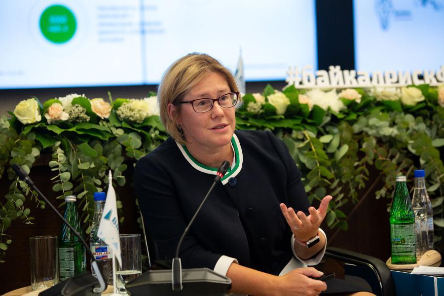 <p>Наталья Капризина, Deloitte</p>