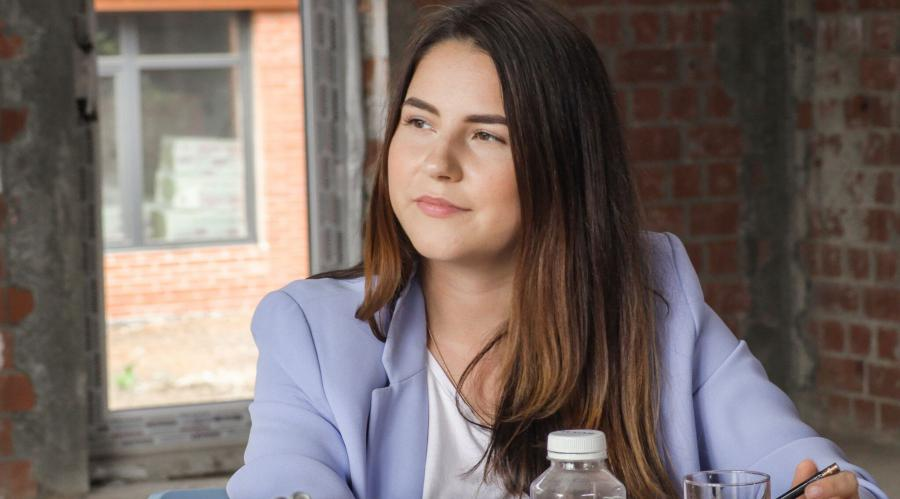 <p><strong>Дарья Володичева (маркетолог проекта поселок-парк «Горизонт»)</strong></p>