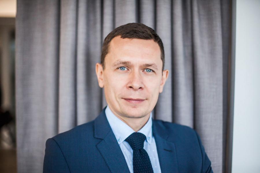 <p><strong>Вадим Иванов,</strong><br /> начальник отдела клиентских отношенийФилиала Банка ГПБ (АО)«Восточно-Сибирский»</p>