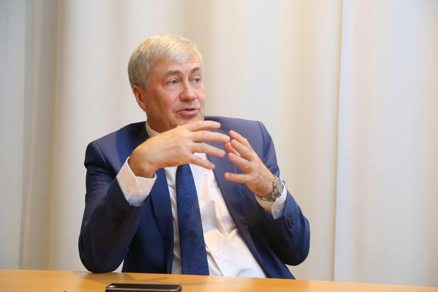 <p>Владимир Данилов.<br /> Фото: А. Фёдоров</p>