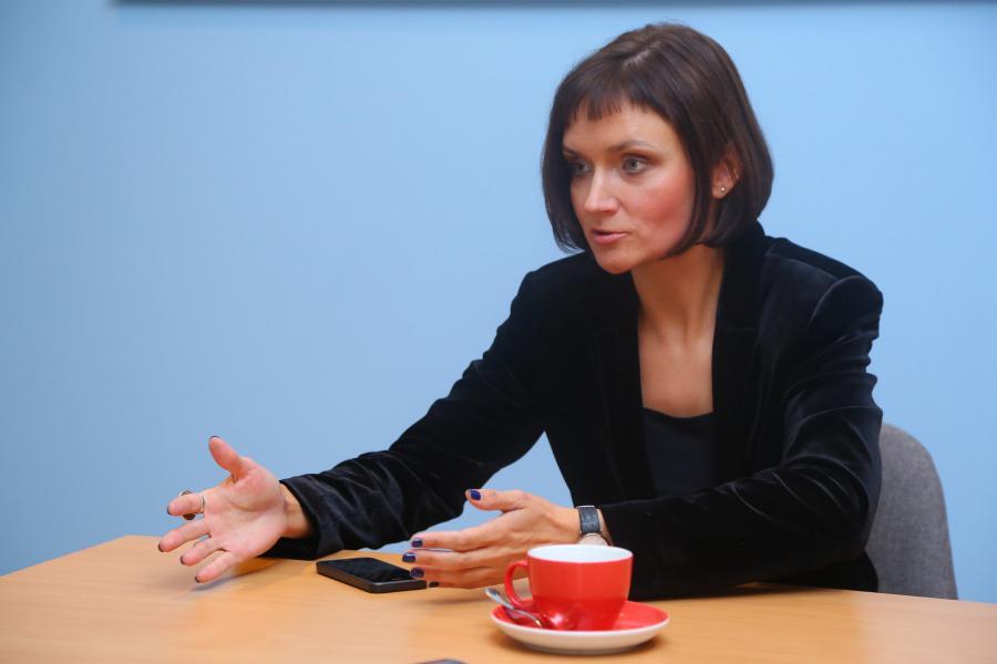 <p>Татьяна Панькова.<br /> Фото: А. Фёдоров</p>