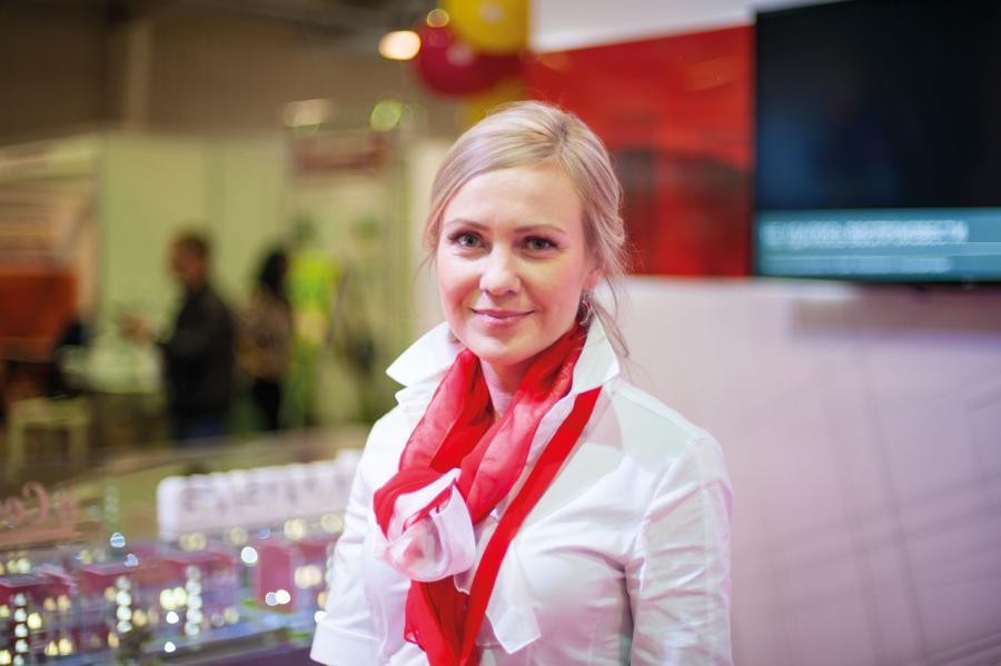 <p>Стелла Маркова, Домстрой. фото - Дмитрий Свищев</p>
