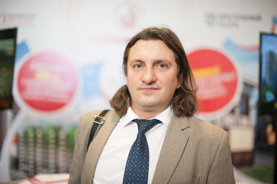 <p>Александр Старовойтов, ВостСибСтрой. фото - Дмитрий Свищев</p>