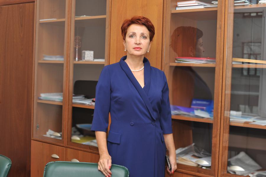 <p>Ольга Мосина, директор Фонда микрокредитования Иркутской области.<br /> Фото: Дмитрий Свищев</p>