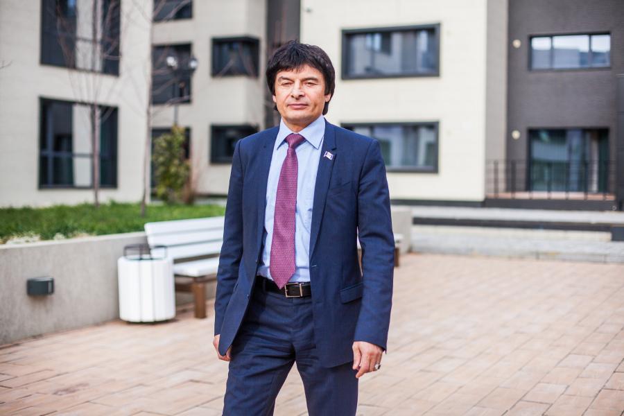 <p>Сергей Скворцов. фото - А.Климов</p>