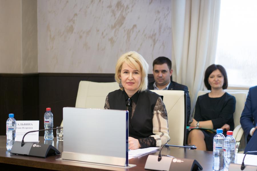 <p>Юлия&nbsp;Кальвина, заместитель председателя Байкальского банка&nbsp;ПАО &laquo;Сбербанк&raquo;.<br /> Фото Е.Скубиевой</p>