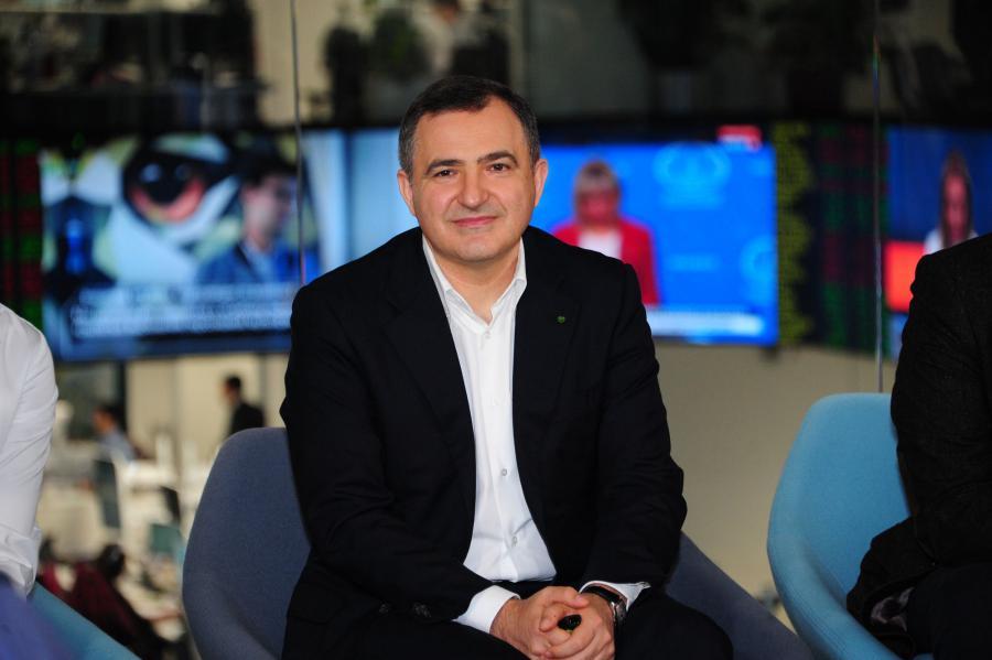 <p>Лев Хасис, Первый заместитель Председателя Правления Сбербанка.<br /> Фото предоставлено пресс-службой банка.</p>