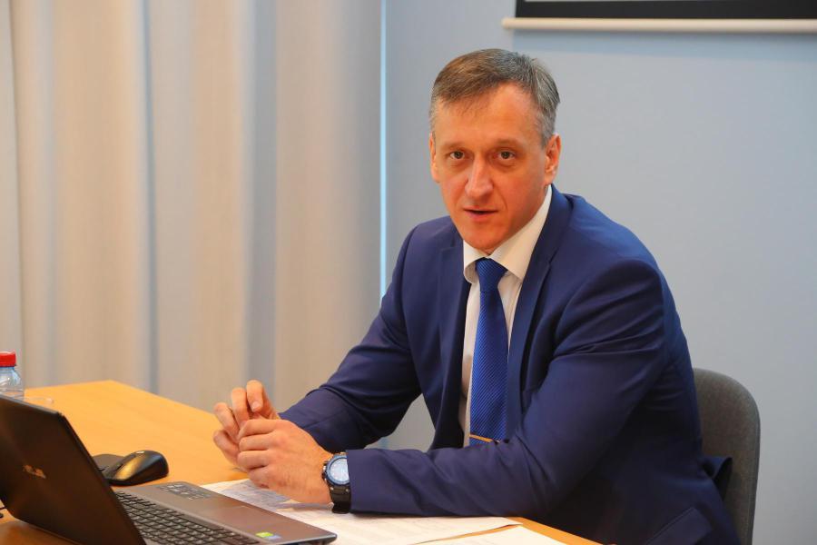 <p>Владимир Чернышев, управляющий банковским бизнесом группы &laquo;Открытие&raquo; в Иркутской области</p>