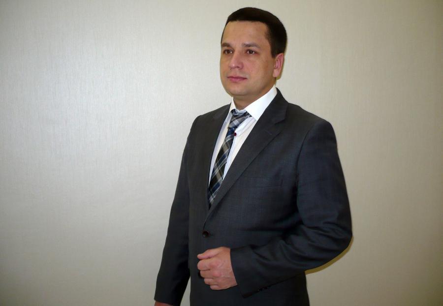 <p>Сергей Королев, заместитель директора Иркутского филиала Россельхозбанка.</p>
