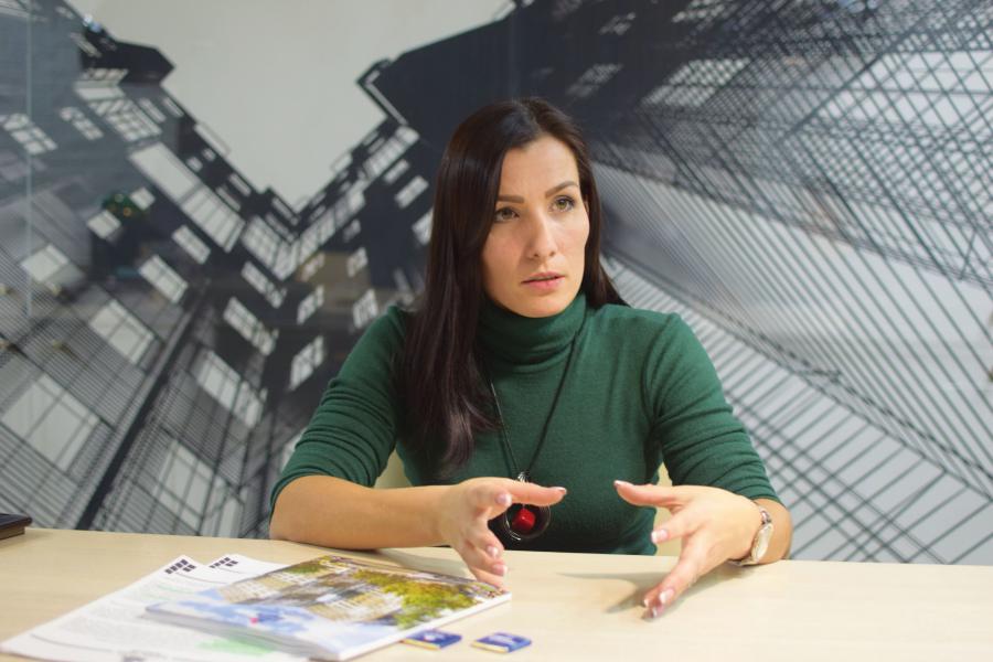 <p>Наталья Зверева, заместитель генерального директора АО &quot;Восток Центр Иркутск&quot;</p>