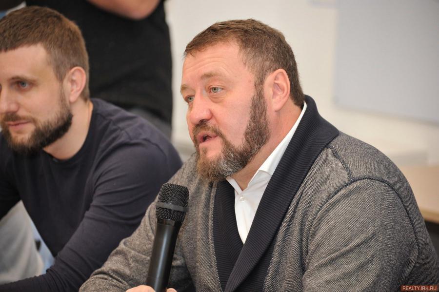 <p>Михаил Сигал, генеральный директор АО &laquo;Восток Центр Иркутск, фото - Д.Свищев</p>