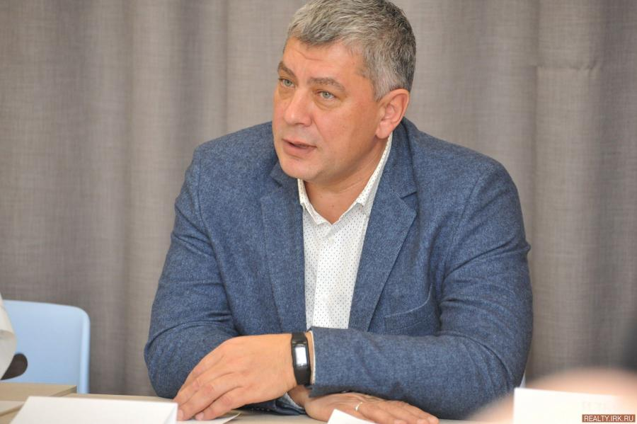 <p>Александр Курепов, руководитель Байкальского представительства РГУД. фото - Д.Свищев</p>