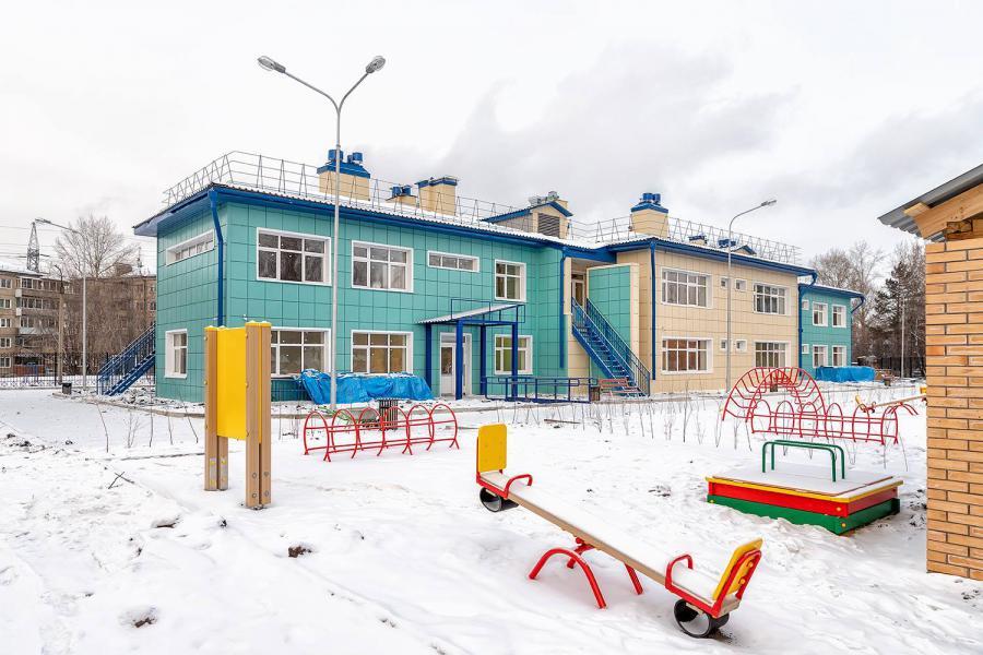 <p>Детский сад на ул. Касаткина. Фото из архива компании.</p>
