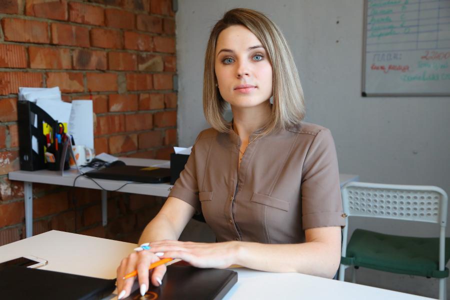 <p>Кристина Мешкова. Фото А. Федорова</p>