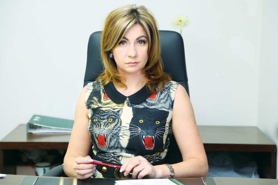 <p>Елена Ланцова, руководитель компании &laquo;РАФТ ЛИЗИНГ&raquo;.<br /> Фото: А. Фёдоров</p>