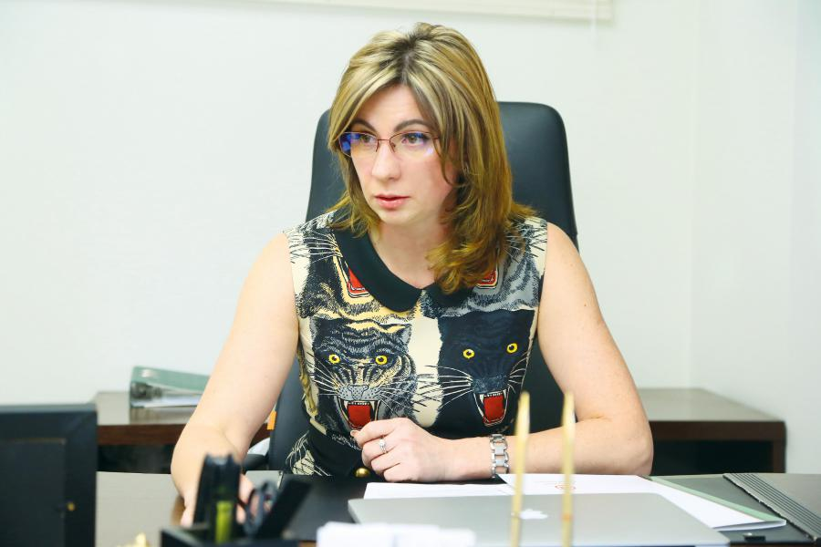 <p>Елена Ланцова, руководитель компании «РАФТ ЛИЗИНГ».<br /> Фото: А. Фёдоров</p>