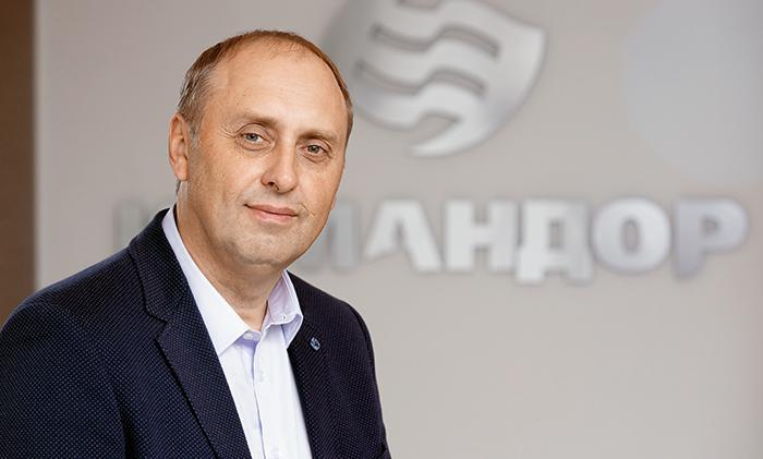 <p>Павел Шамбир, генеральный директор торговой компании «Командор»</p>