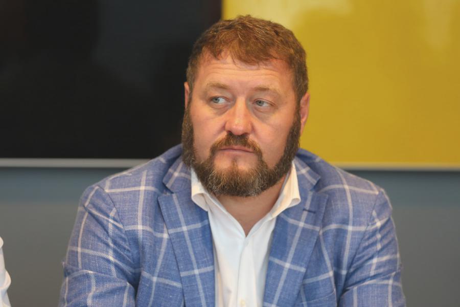 <p>Михаил Сигал, АО «Восток Центр Иркутск»</p>